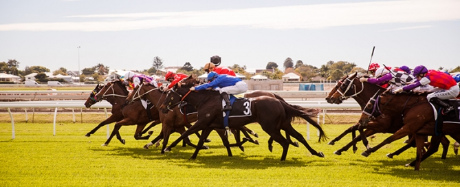 , Spring Racing Carnival is here!