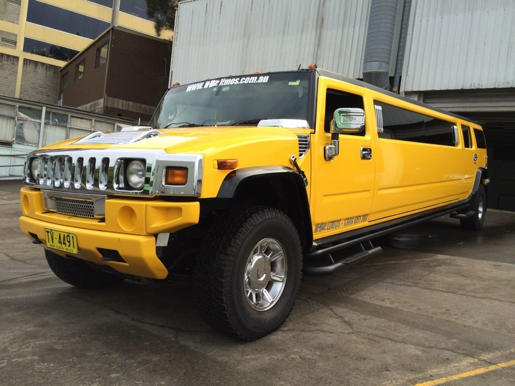, New Hummers in our Fleet