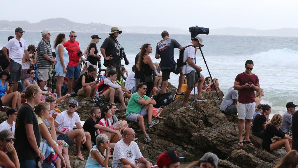 , Quicksilver & Roxy Pro Surf Event at Snapper
