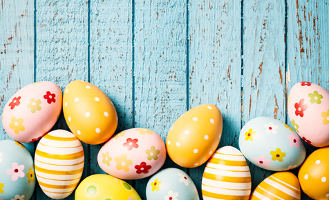 , Last Minute Easter Specials
