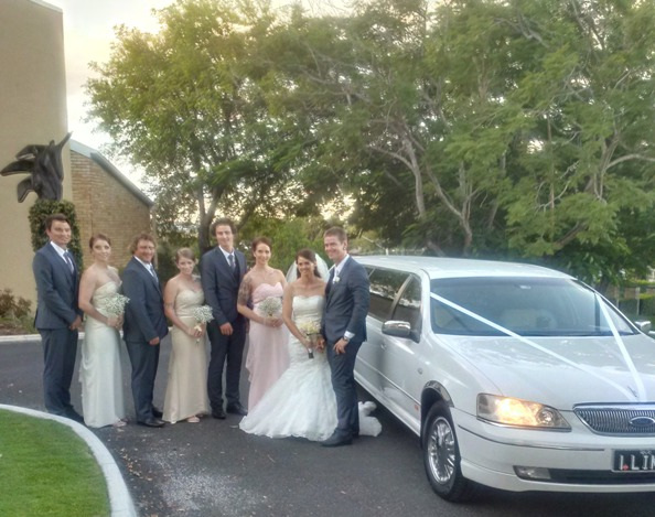 wedding limousines, Weddings