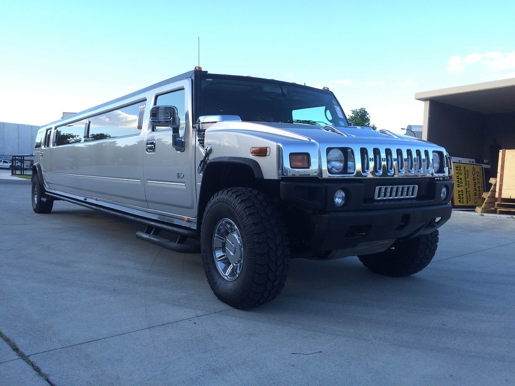, New Silver Hummer to hit the shores of QLD!
